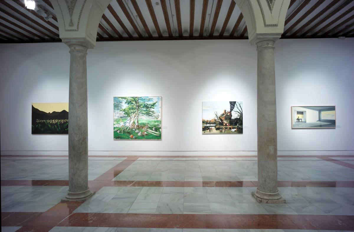 Exposición Focus Abengoa Koldo Etxebarria Exposición en la que han premiado con un accésit a Koldo Etxebarria